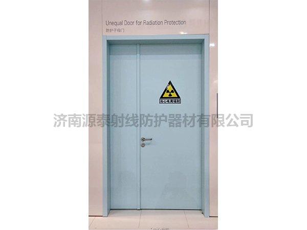 子母射线防辐射铅门