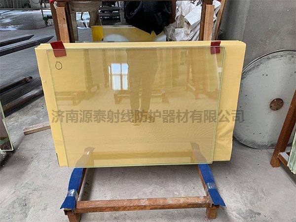 防辐射高铅板玻璃厂家